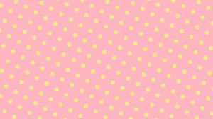 Yellow With Pink Polka Dots | wallpaper pink polka yellow spots dots ffb6c1 f0e68c 150 38px 102px