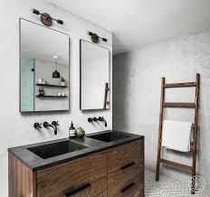 a cool minimal brooklyn master bath u2013 homepolish