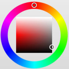 javascript generating a canvas color picker with full rgb space