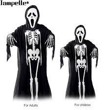 Masquerade Dresses Halloween Costume Aliexpress Buy Halloween Costume Skull Skeleton Demon Ghost