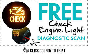 free check engine light test near me check engine light on how to diagnose what to do