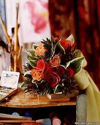 Win With Flower by Bouquets Inspired By Art Martha Stewart Weddings