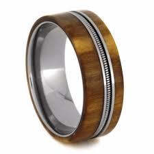 mens wooden wedding bands 1 men s wedding bands tungsten titanium wedding rings