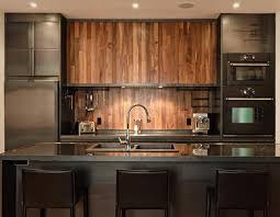 wood backsplash kitchen contemporary kitchen appliances wood kitchen backsplashes wood