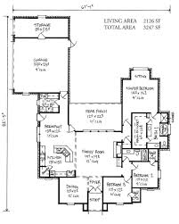 welsh country french home plans louisiana house plans