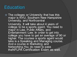 sports agent job description tristan sommer period 3 job description a sports agent works