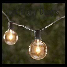 Led Patio Light Deck Patio String Lights Light Energy Designs Led
