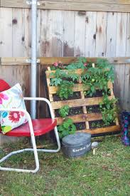 how to make a vertical pallet vegetable u0026 herb garden discover