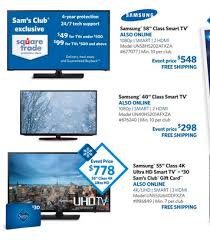 best tv black friday deals sam u0027s club pre black friday deals