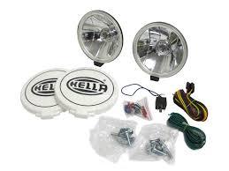 hella 500 halogen driving light kit 6 7 8 dia