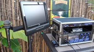 rent a karaoke machine karaoke machine rental san diego karaoke dj and karaoke machine