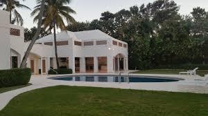 Mediterranean Style Mansions 387 Ocean Blvd Golden Beach Mediterranean Mansion