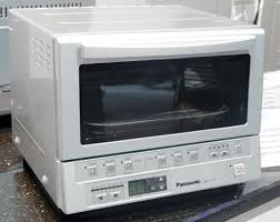 Microwave And Toaster Oven In One Panasonic U0027s Toaster Oven Creates Fast Food Actually Worth Eating