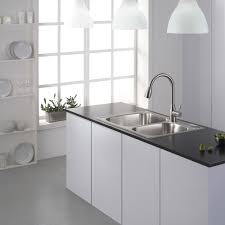 kitchen sink double bowl granite sink single basin kitchen sink