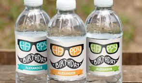 water bottle labels award winning quality stickeryou