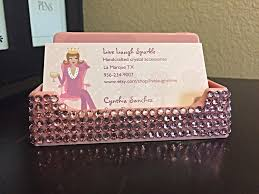 Bling Business Card Holder Bling Your Desk Images Reverse Search