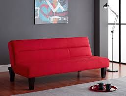 Decorating With Red Sofa Interesting Red Sofa Sleeper Perfect Living Room Decorating Ideas