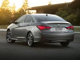 hyundai sonata grey certified pre owned 2014 hyundai sonata gls 4d sedan in