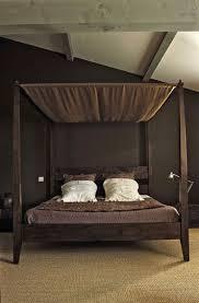 peinture chocolat chambre couleur marron des chambres chaleureuses couleur chocolat côté