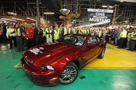 all time 8 greatest shades of mustang red