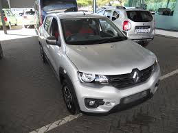 2017 Renault Kwid Selling At R 137 490 Renault Fourways The