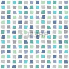 navy blue wrapping paper seamless vector geometric background pattern with polygons
