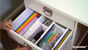 Hanging Desk Drawer Organizer Most Organized Home In America Part 2 By Professional