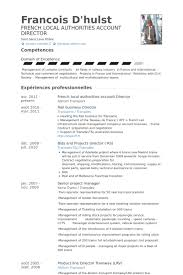 Sample Resume For Bilingual Teacher by Gallery Of Examples Of Cv In French French Cv Example 461 Best