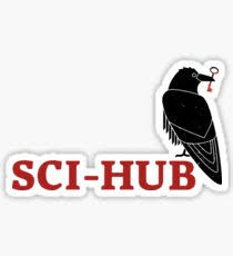 Sci Hub Sci Hub Stickers Redbubble