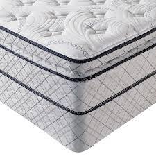 serta sleeper taryn super pillow top queen mattress shop your