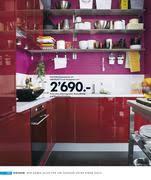 ikea küche rot baigy dekor boden esszimmer