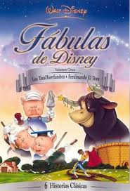 ver fabulas disney  volumen 5