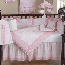 Nursery Bed Set by Pink Nursery Bedding Sets Spillo Caves