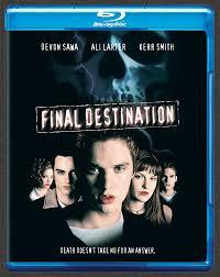 full blu ray final destination specs comingsoon net