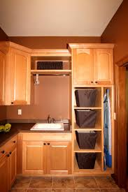 accessories cool custom laundry room cabinets over washer and