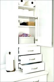 Corner Bathroom Storage Cabinet White Bathroom Storage Cabinet Engem Me