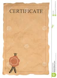 blank birth certificate templates