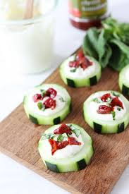 simple vegetarian canapes cucumber canapés recipe two peas their pod
