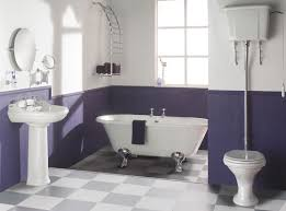 bathroom colors for half decorating ideas with subtle grey checkerboard floors beautifully colored bathroom