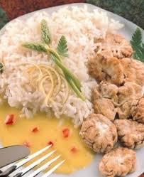 cuisiner la cervelle d agneau fricassée de cervelle d agneau au curry et dariole de riz recette