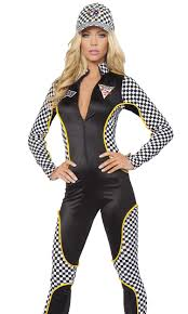 halloween costume accessories racer costumes forplay