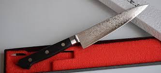 Japanese Damascus Kitchen Knives Japanese Knife Store Nokaze