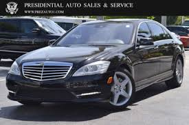 mercedes a class service used mercedes s class at presidential auto sales service and