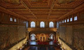 la soffitta palazzo vecchio salone dei cinquecento
