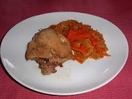 cuisiner des cuisses de canard confites cuisses de canard confit et cocotte de légumes recette ptitchef