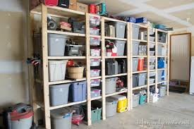 How To Build Garage Storage Shelving by Project Roundup Spring Ahead And Organize Your Garage Ana White