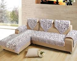 Sectional Sofa Cover L Shape Sofa Cover Home And Textiles