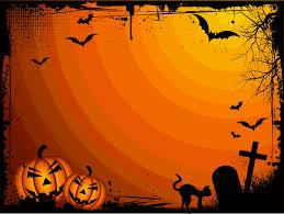 cartoon halloween backgrounds clipartsgram com