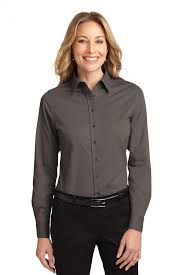 port authority l608 sleeve easy care shirt the deal rack
