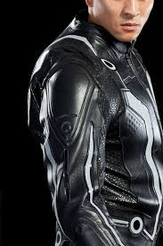 Tron Halloween Costume Tron Motorcycle Suit Straight Movie Walyou